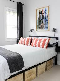 Oneroom by One Room Challenge Modern Boy Bedroom Reveal W Collective Interiors