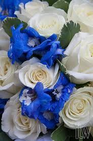 Flowers For Weddings Blue Wedding Flowers