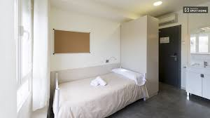 En Suite Bathrooms by Single Bed In Modern Rooms With Ensuite Bathrooms In A State Of