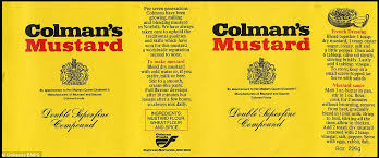 colman mustard colman s mustard celebrates 200 years on britain s tables with