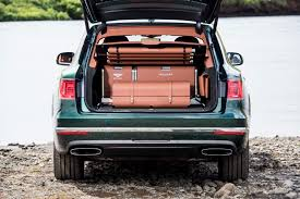 bentayga mulliner bentley bentayga fly fishing by mulliner is built for upscale