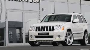 silver jeep grand cherokee 2007 jeep tuning cars startech grand cherokee wallpaper with 1366 768