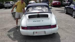 1990 porsche 911 convertible 1990 porsche 911 carrera 4 cabrio youtube