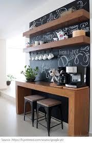 cuisine au thé 10 idées pour créer un coin thé ou café à la maison 3 cuisine