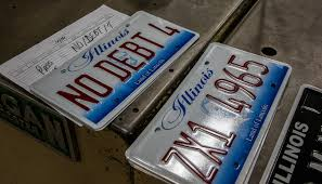 motorcycle vanity plates illinois drivers so vain but not all plates get state ok
