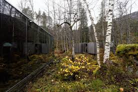 Juvet Landscape Hotel by Jensen U0026 Skodvin U0027s Ex Machina For Living In Uncube
