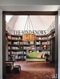 Home Library Bookshelf Design Photos Architectural Digest - Design home library
