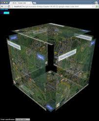 Js Map Creating An Interactive 3d Google Maps Cube Three Js Essentials
