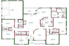 house plan with two master suites uncategorized one level house plans with two master suites one