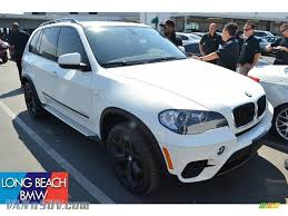 Bmw X5 White - 2011 bmw x5 xdrive 35d in alpine white 658925 vannsuv com