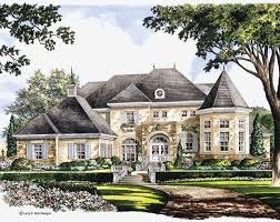 Chateau Home Plans 40 Best House Plans Images On Pinterest French Country House