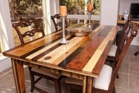 wooden dining room table home interior design ideas