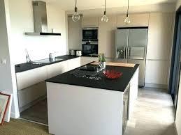 faaades de cuisine sur mesure meuble billot cuisine cuisine faaade