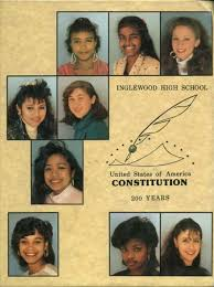 online high school yearbooks 1988 inglewood high school yearbook online inglewood ca classmates