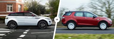 land rover india range rover evoque vs land rover discovery sport carwow