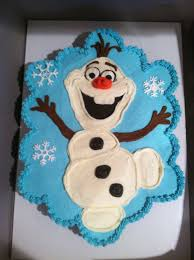 Olaf From Disney U0027s Frozen 24 Cupcakes Made Into A
