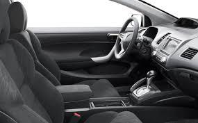 Honda Civic 2010 Interior 2008 Honda Civic Coupe Pictures