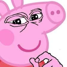 Peppa Pig Meme - image about meme in pepe the frog by 鉷 鉷鋠鋠 鋠 笋