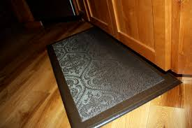 Kitchen Laminate Flooring by Decorating Stunning Stylish Black Costco Kitchen Mat With