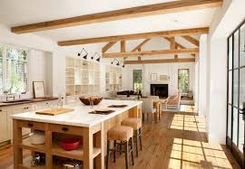 rustic modern farmhouse kitchen practical style for modern