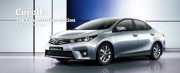 toyota quotes toyota global site corolla the eleventh generation