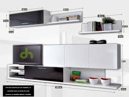 home theater unit furniture medidas mueble de tv buscar con google muebles para televisor