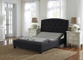 Couch Angled View Zero Gravity King Adjustable Bed From Ashley Coleman Furniture