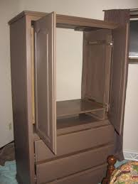 Closet Armoire Compact Armoire Sewing Closet