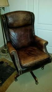 brown leather executive desk chair new mason executive burgundy bycast leather cherry wood swivel