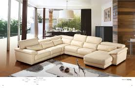 white microfiber sectional sofa making heat soul for absolutely everyone with u formed sectional