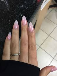 best 25 natural almond nails ideas on pinterest natural acrylic