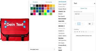 taschen designen tasche selbst gestalten so individuell wie du selbst