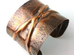 antique copper bracelet images 258 best copper bracelets images copper bracelet jpg