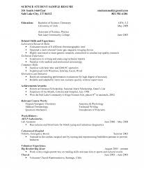 resume for students sle template for student resume sle objective high free