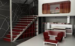 home interior staircase design stairs affordable home furniture tempered banister glass