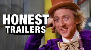 Willy Wonka Tell Me More Meme - honest trailers willy wonka the chocolate factory feat michael