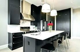 deco cuisine noir et blanc modele cuisine noir et blanc cuisine modele cuisine noir et blanc
