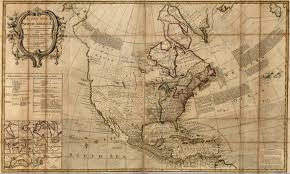 Spanish Map Of North America by 3213606740 9e642903a4 O Canadian History Pre Confederation
