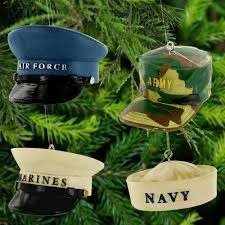 military hat ornament the veterans site