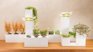 the legrow modular u0027smart garden u0027 is a lego like system that makes