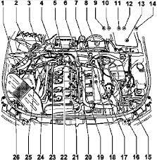 audi a4 1 8 t engine diagram audi wiring diagrams instruction
