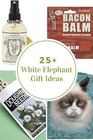 white elephant gifts for christmas home decorating interior