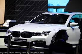 future bmw 7 series auto expo 2016 by soulsteer rs 1 11 crore worth sixth gen bmw 7