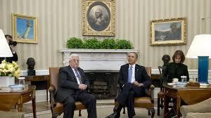 bureau president americain obama et abbas ont eu un entretien difficile l express