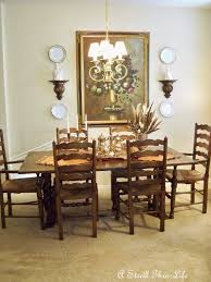 Affordable Dining Room Sets Kincaid Solid Oak Formal Dining Room Set For Sale In Largo Sale