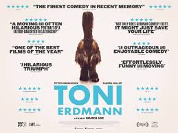toni erdmann movie poster 2 of 2 imp awards