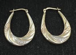 10k earrings 1 20 10k gold filled sterling silver 925 hoop earrings