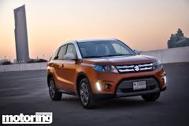 suzuki jeep 2016 2016 suzuki vitara video reviewmotoring middle east car news