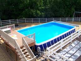 above ground pool deck photos above ground pool deck designs above