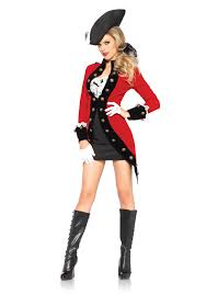 leg avenue 85386 rebel red coat costume ebay